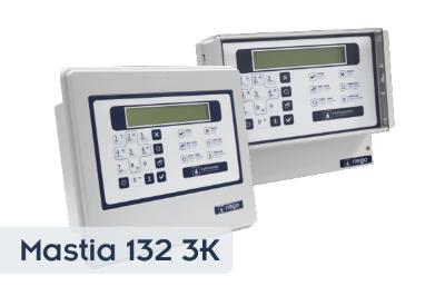 System Mastia 132 - 3 K is a complete system of irrigation system to three water systems.