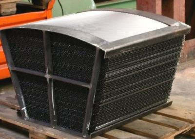 Pre-heater basket for heating