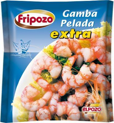 Peeled shrimp