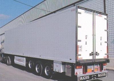 refrigerator trailer