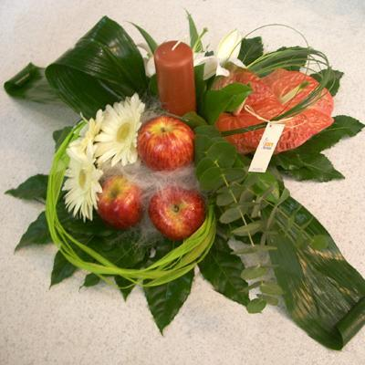 Flowers with fruit