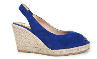 Lady jute shoes before, model spring / summer KV0531