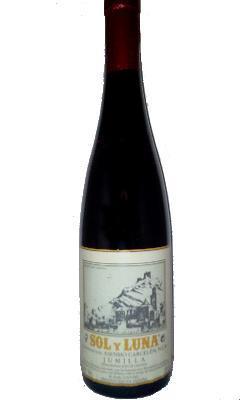 SOL Y LUNA Natural sweet wine