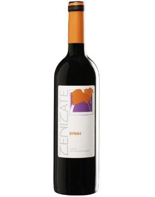 Wine Monovarietales, Marca Zenizate. Wine composed of 100% by an only type of grapes.
