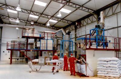 Bacteria reduction equipment