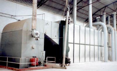 Drying facilities