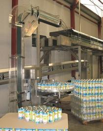 Food processing machinery new: feeders containers, lids, locks, cartoning, etc.