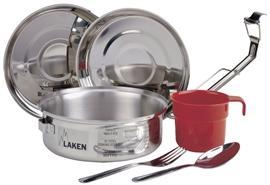 Cooking set for camping and mountain