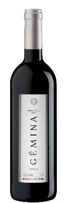 GÉMINA MONASTRELL.. Red wine made from Monastrell grapes from pre-phylloxera, very old