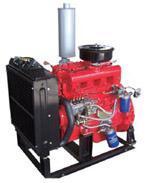 Fire proof motor