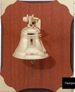Ornamental marine bell