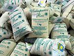 Organic brown rice