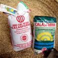Organic semi-brown rice