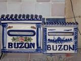 Ceramic letterbox