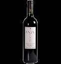 Casa de la Cruz wine. 28% Syrah, 28% Cabernet Sauvignon, 28% Merlot and 16% Monastrell