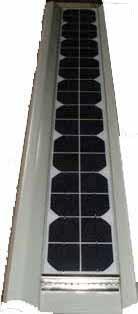 Solar tile