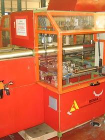 New equipment for industry Metalgráfica: Tapas automatic aggregators (and Cylinder Shape), disc packaging, etc.