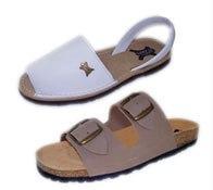 Ibiza style and BIO sandals