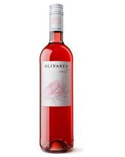 Rosé olive grove. Elaborated with 70% Monastrell, 30% Syrah.