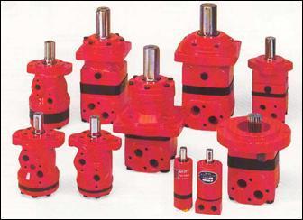Orbital motors, of gears, of palette and pistons.