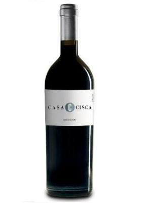Casa Cisca. Aged red wine. 100% Monastrell.