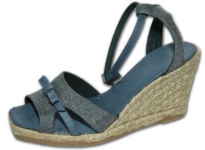Women footwear in other materials