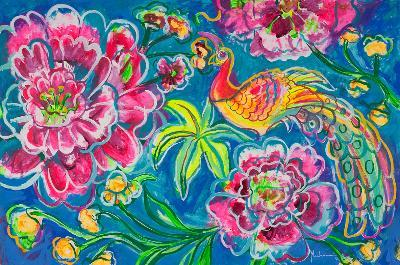 Manila shawl