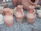 Earthenware jars