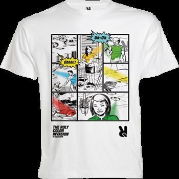 T-shirts personalized.