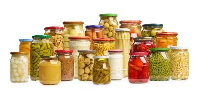 Canned Vegetables (Mushroom, Asparagus, Tomatoe, Pepper, Artichoke, Green Peas, Green Beans)