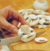 Rolled Mushrooms