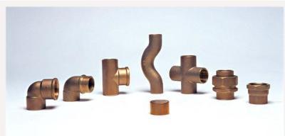 Copper and brass accessories