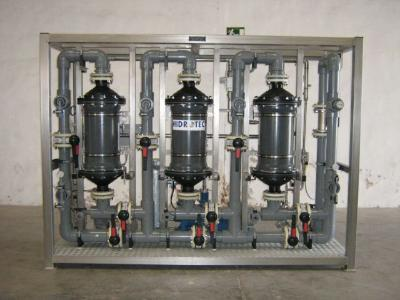 Gas absortion / Gas stripping