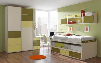 Bedroom furniture, child/juvenile collection