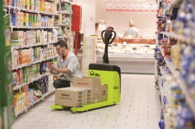 Electric Pallet Trucks (CX12 Series)