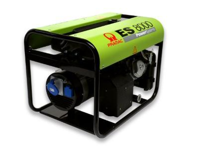 S and ES Series Portable Generator