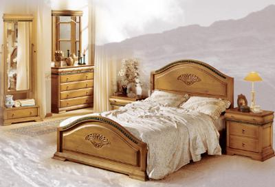 Bedroom furniture and decoration