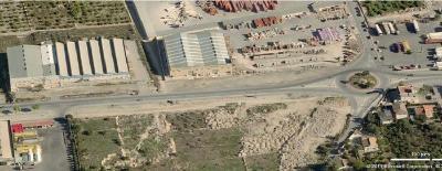 Industrial warehousing real estate