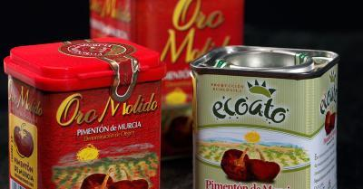 Paprika registered in the register of the IO Paprika from Murcia, obtained by more traditional methods and crafts