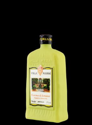 Villa Massa Limoncello Cream