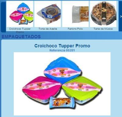 Croichoco tupper promo