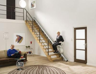 Homeglide - Straight Stairlift Chairs