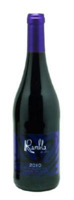 Rambla de Ulea, 2010, young wine