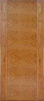 Wood veneer and coverings to decorate armoured and security doors