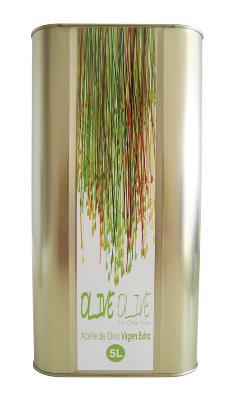 OLIVE OLIVE_Aceite de Oliva Virgen Extra