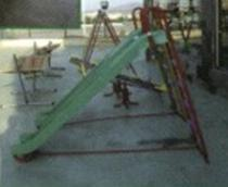 Playgrounds: slides
