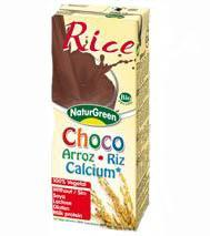 Calcium Chocolate Rice drink Tetra 200 ml