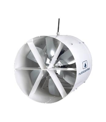 The ECOFAN fan allows the recirculation of the air inside the greenhouse, its synthetic universal structure increases the durability and reduces energy consumption 30.