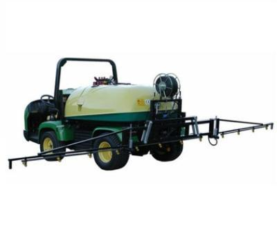 Golf courses high-pressure cleaners
