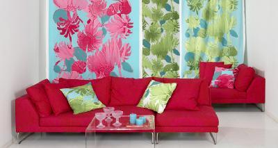 Textiles for the home, rugs, upholstery